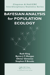 Bayesian Analysis for Population Ecology by Ruth King
