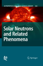 Solar Neutrons and Related Phenomena by Lev Dorman