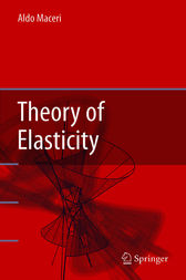 Theory of  Elasticity by Aldo Maceri