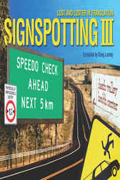 Signspotting III by Doug Lansky