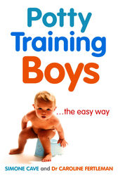 Potty Training Boys by Caroline Fertleman
