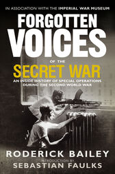 Forgotten Voices of the Secret War