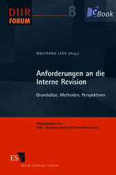 Anforderungen an die Interne Revision