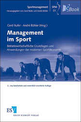 Management im Sport by Gerd Nufer