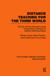 Distance Teaching for the Third World by Michael Young
