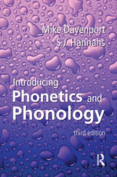 Introducing Phonetics and Phonology, Third Edition by Mike Davenport