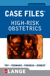 Case Files High-Risk Obstetrics by Eugene Toy