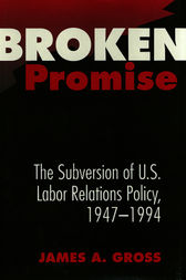 Broken Promise by James Gross