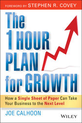 The One Hour Plan For Growth
