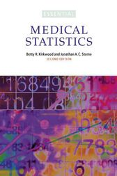 Essential Medical Statistics by Betty Kirkwood