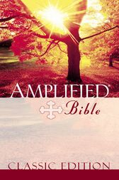 Amplified Cross-Reference Bible by Zondervan