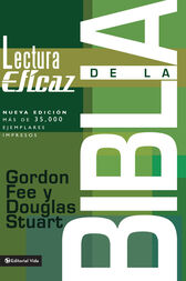 La lectura eficaz de la Biblia by Gordon D. Fee
