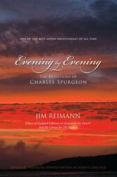 Evening by Evening by Jim Reimann