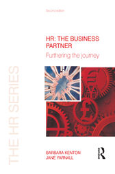 HR: The Business Partner by Barbara Kenton