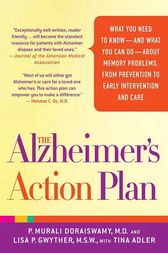 The Alzheimer's Action Plan by P. Murali Doraiswamy