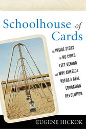 Schoolhouse of Cards by Eugene Hickok