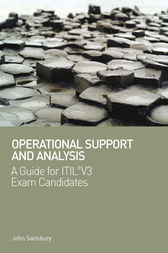 Operational Support and Analysis by John Sansbury