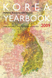 Korea Yearbook (2009) by Rüdiger Frank