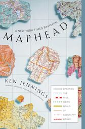 Maphead by Ken Jennings
