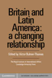 Britain and Latin America by Victor Bulmer-Thomas