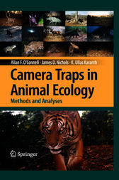 Camera Traps in Animal Ecology by Allan F. O'Connell