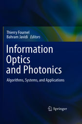 Information Optics and Photonics by Thierry Fournel