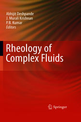 Rheology of Complex Fluids