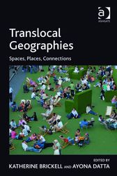Translocal Geographies by Ayona Datta
