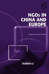 NGOs in China and Europe by Yuwen Li