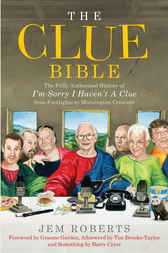 The Clue Bible by Jem Roberts