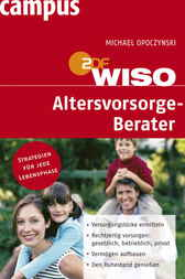WISO: Altersvorsorge-Berater by Michael Opoczynski
