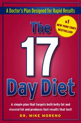 The 17 Day Diet by Dr. Mike Moreno