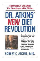 Dr. Atkins' New Diet Revolution by M.D. Atkins