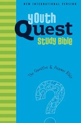 NIV Youth Quest Study Bible by Various Authors