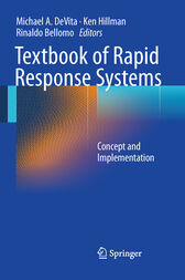 Textbook of Rapid Response Systems by Michael A. DeVita