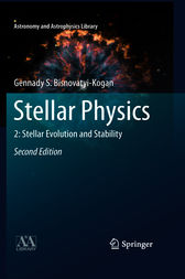 Stellar Physics by Gennadii S. Bisnovatyi-Kogan