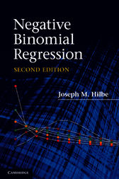 Negative Binomial Regression by Joseph M. Hilbe