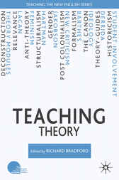 Teaching Theory by Richard Bradford