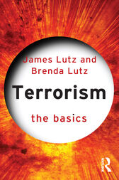 Terrorism: The Basics by James Lutz