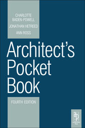 Architect's Pocket Book by Ann Ross
