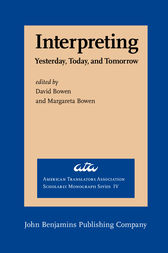 Interpreting by David Bowen