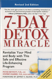 7-Day Detox Miracle by Peter Nd Bennett