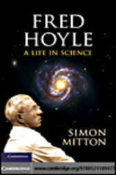 Fred Hoyle by Simon Mitton