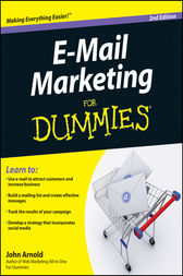E-Mail Marketing For Dummies by Arnold