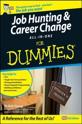 Job Hunting and Career Change All-In-One For Dummies by Rob Yeung