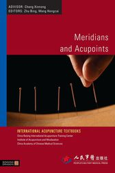 Meridians and Acupoints by Bing Zhu