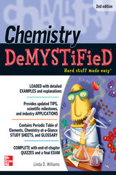 Chemistry DeMYSTiFieD, Second Edition by Linda D. Williams