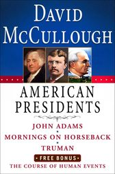 David McCullough American Presidents E-Book Box Set by David McCullough