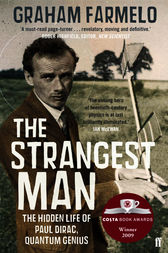 The The Strangest Man by Graham Farmelo