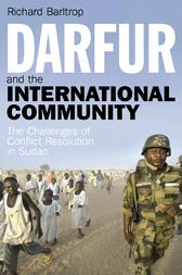Darfur and the International Community by Richard Barltrop